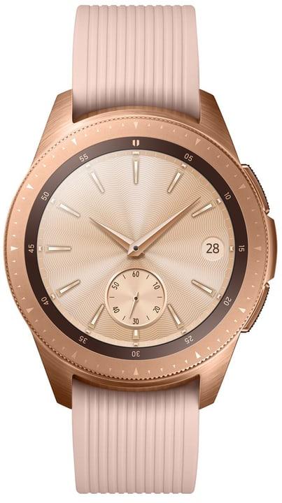 Galaxy Watch Rose Gold 42mm LTE Smartwatch Samsung 785300140386 Bild Nr. 1