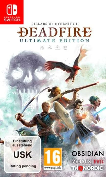NSW - Pillars of Eternity F/II: Deadfire - Ultimate Edition I Box 785300148173 Photo no. 1