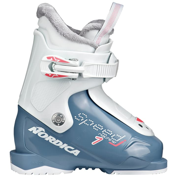 Speedmachine J 1 Girl Kinder-Skischuh Nordica 495311518541 Farbe Hellblau Grösse 18.5 Bild-Nr. 1