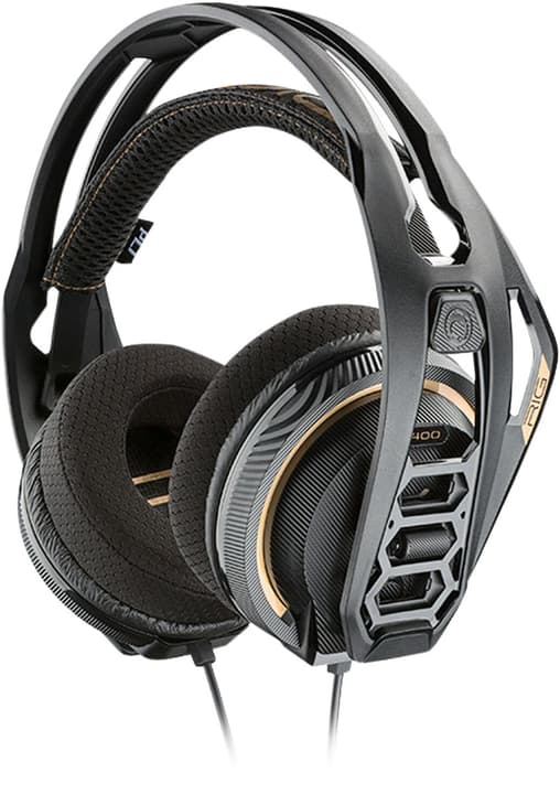 RIG 400 Stereo Gaming Headset ATMOS - PC Casque d'écoute Plantronics 785300131847 Photo no. 1