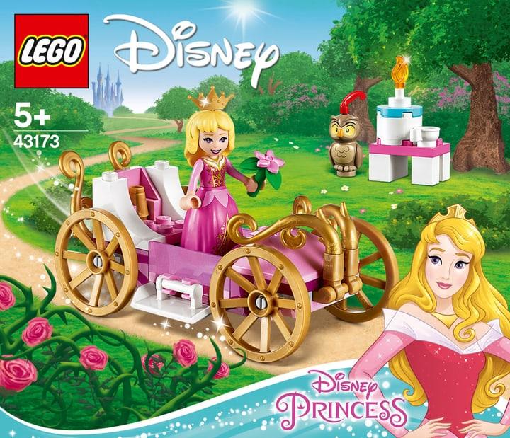LEGO DISNEY 43173 Le carrosse royal 748727800000 Photo no. 1