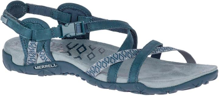 Terran Lattice II Sandales de trekking pour femme Merrell 493439239080 Couleur gris Taille 39 Photo no. 1