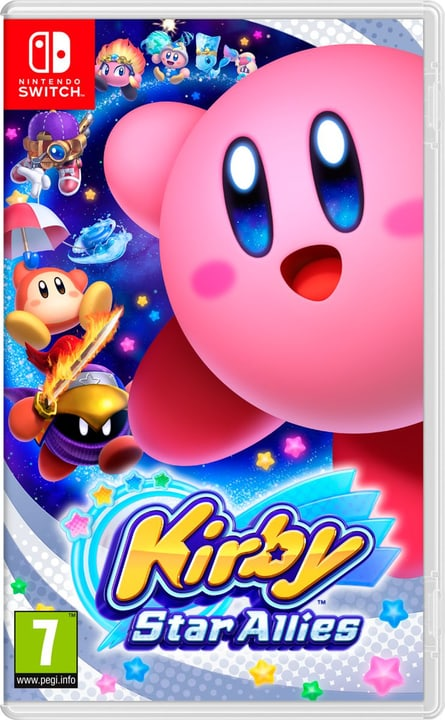 Switch - Kirby Star Allies Physisch (Box) Nintendo 785300132158 Bild Nr. 1