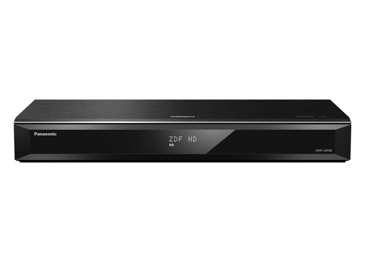 DMR-UBC80 UHD Blu-ray Recorder Panasonic 771140100000 Photo no. 1