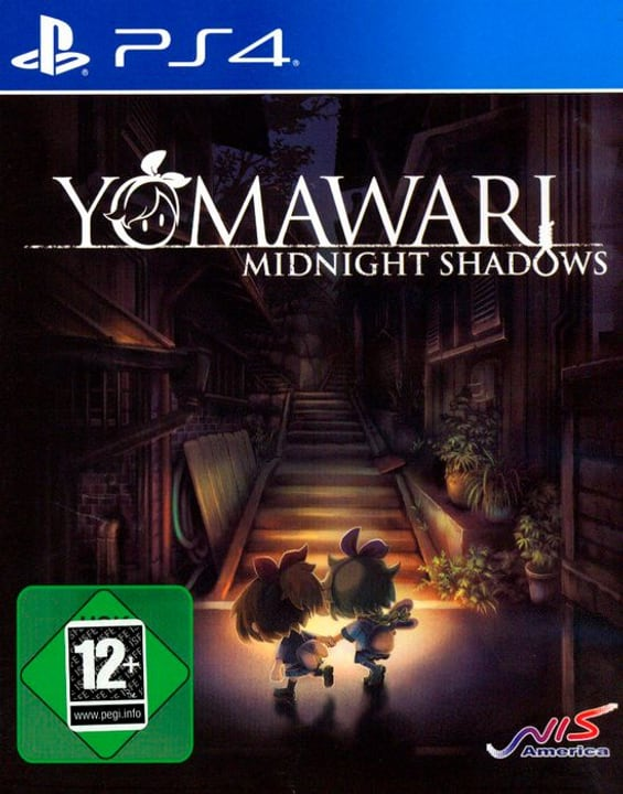 PS4 - Yomawari: Midnight Shadows Physique (Box) 785300122515 Photo no. 1