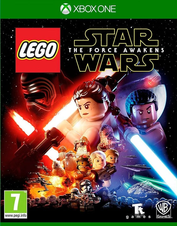 Xbox One - LEGO Star Wars - The Force Awakens 785300121746 N. figura 1