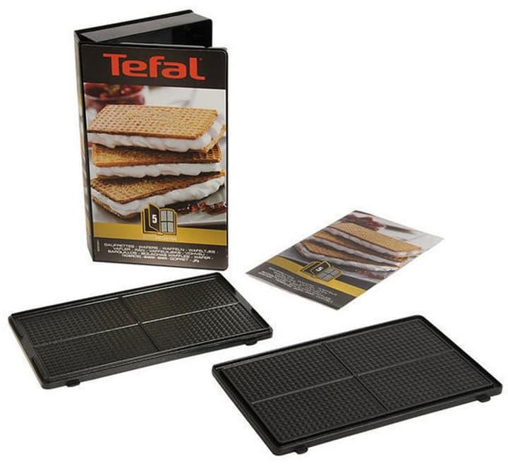 Plattenset Snack Collection Mini-Waffeln Sandwichmaker Tefal 785300137432 Bild Nr. 1