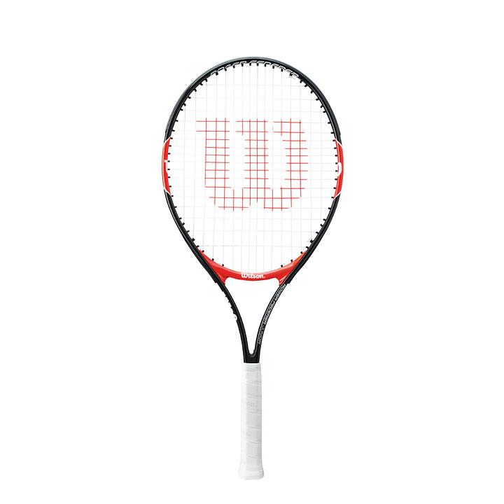 Roger Federer 25 Racket Wilson 491549602530 Dimensione delle impugnature a partire 25 Colore rosso N. figura 1