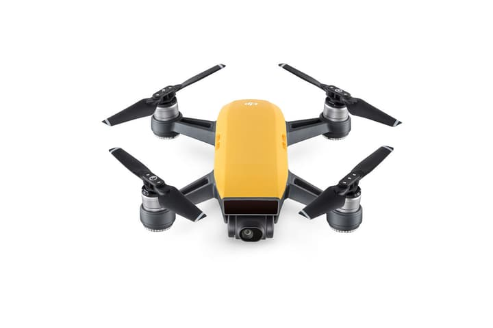 Spark Fly More Combo Sunrise jaune Drone Dji 793827000000 Photo no. 1