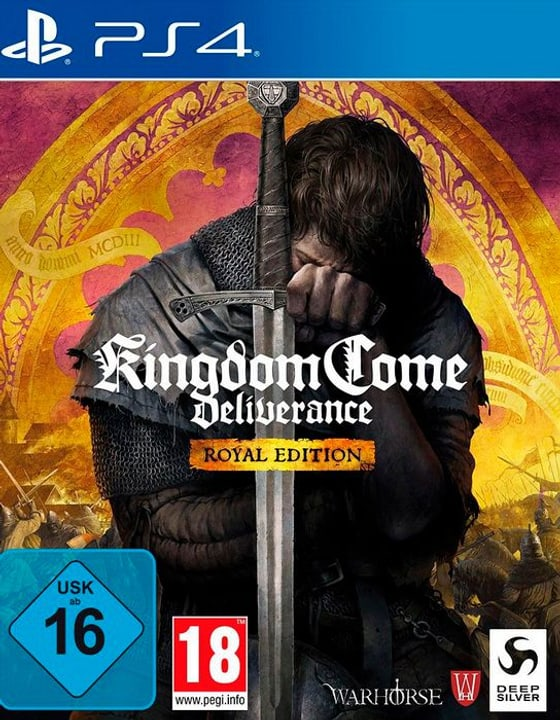 PS4 - Kingdom Come Deliverance Royal Edition I Box 785300144097 Photo no. 1
