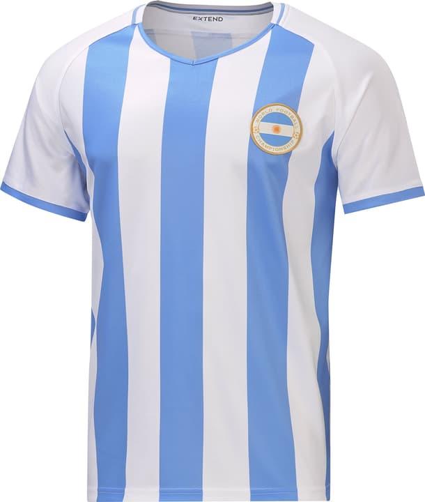 Argentinien Fussball-Fan-Shirt Extend 498283900741 Farbe Hellblau Grösse XXL Bild-Nr. 1