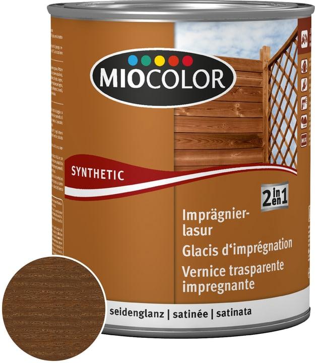 Velatura impregnante 2 in 1 Noce 750 ml Miocolor 661181500000 Colore Noce Contenuto 750.0 ml N. figura 1