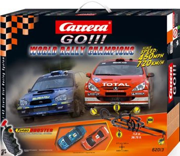 carrera go accessori  Ricambi & accessori per ➨ Carrera CARRERA GO WORLD RALLY