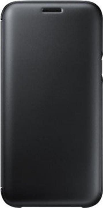 Wallet Cover J5 (2017) schwarz Samsung 798602100000 Bild Nr. 1