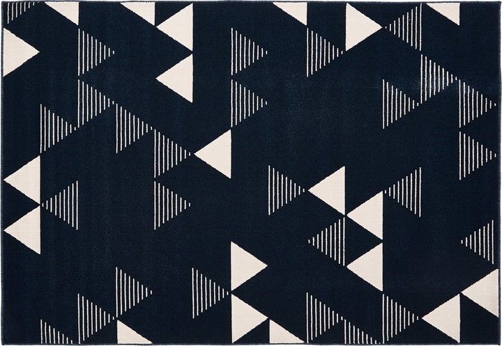 SORINA Teppich 412018816040 Farbe blau Grösse B: 160.0 cm x T: 230.0 cm Bild Nr. 1