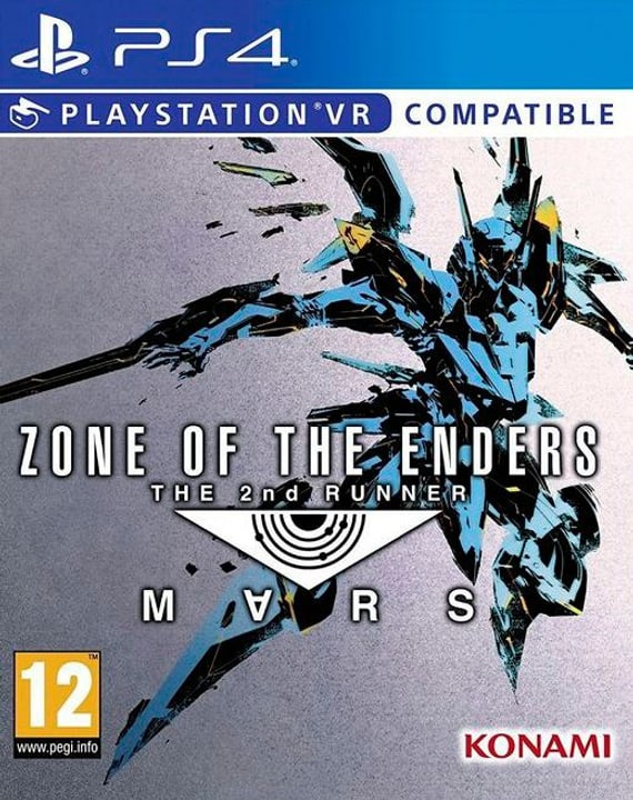 PS4 - Zone of the Enders the 2nd Runner (I) Box 785300137793 Photo no. 1