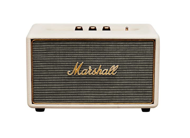 Acton - Cream Bluetooth Lautsprecher Marshall 770529700000 Bild Nr. 1