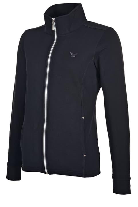 Sweat-Jacket Ursina Veste sweat pour femme Extend 462400200320 Couleur noir Taille S Photo no. 1