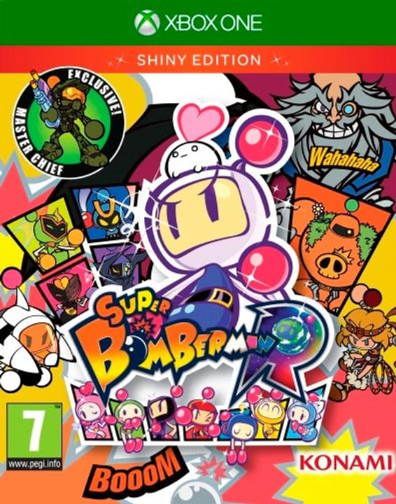 Xbox One - Super Bomberman R - Shiny Edition (D/F) Physisch (Box) 785300134875 Bild Nr. 1