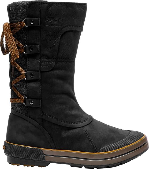 Elsa Premium Zip WP Bottes d'hiver pour femme Keen 495155937020 Couleur noir Taille 37 Photo no. 1