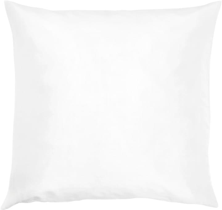 DELIA Fodera per cuscino decorativo 450725740010 Dimensioni L: 40.0 cm x A: 40.0 cm Colore Bianco N. figura 1