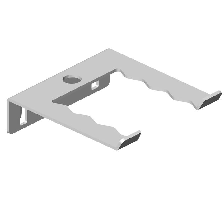 Werkzeughalter einfach ELEMENTSYSTEM 603434300000 Bild Nr. 1