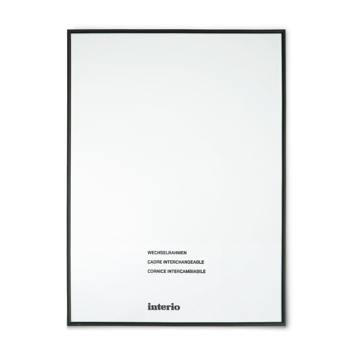 BRASILIA Cadre interchangeable 384002821703 Dimensions images 59,4 x 84 (A1) Couleur Noir Photo no. 1