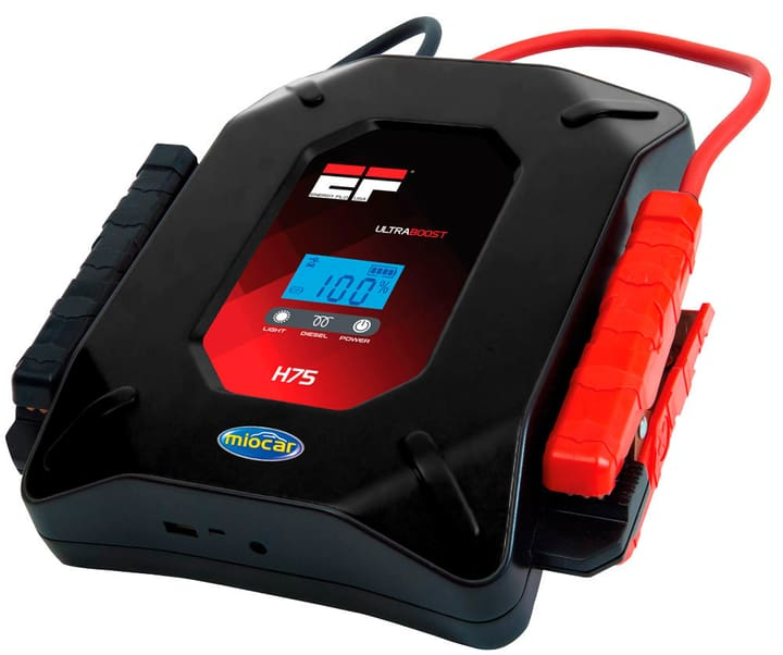 Hybrid-Booster H75 Batterieladegerät Miocar 620486400000 Bild Nr. 1