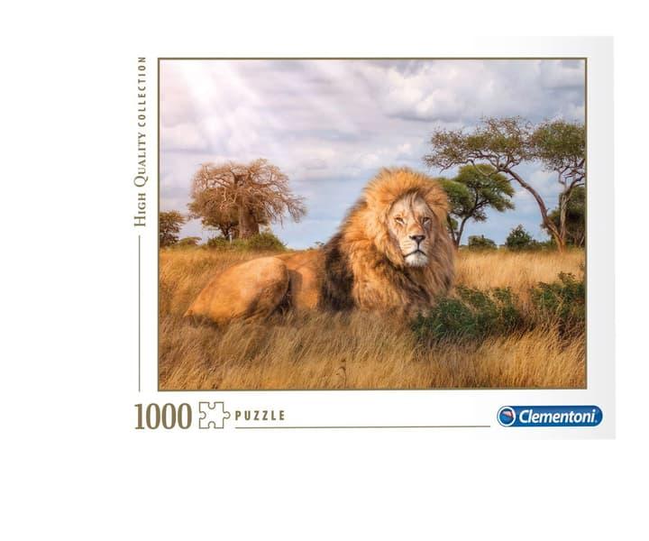 Puzzle der König Löwe 1000 Clementoni 748987600000 Photo no. 1