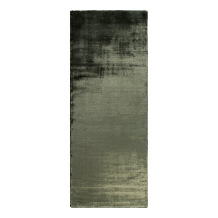BENEDICT Tappeto 371075200000 Colore Verde Dimensioni L: 80.0 cm x P: 200.0 cm N. figura 1