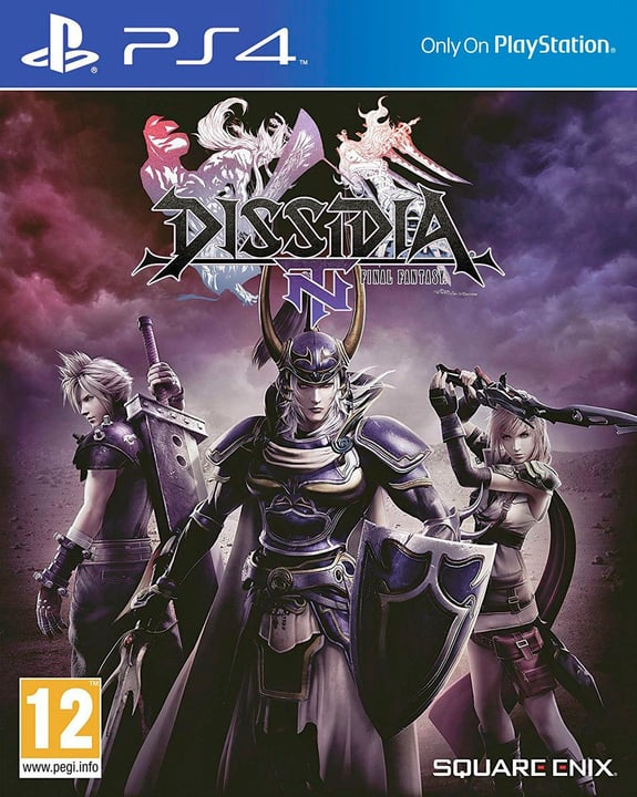 PS4 - Dissidia Final Fantasy NT (D) Box 785300131668 N. figura 1