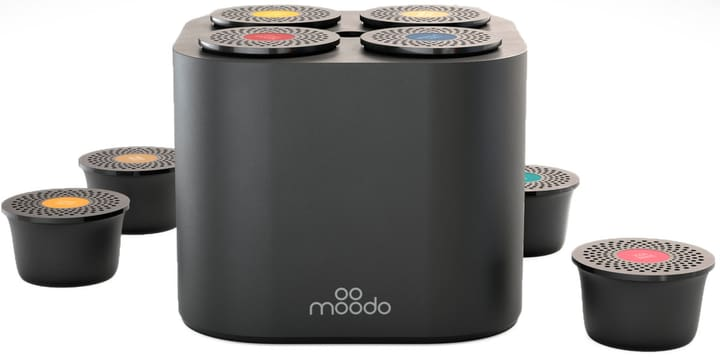 The Smart Home Fragrance Box Bedufter Moodo 717627800000 Bild Nr. 1