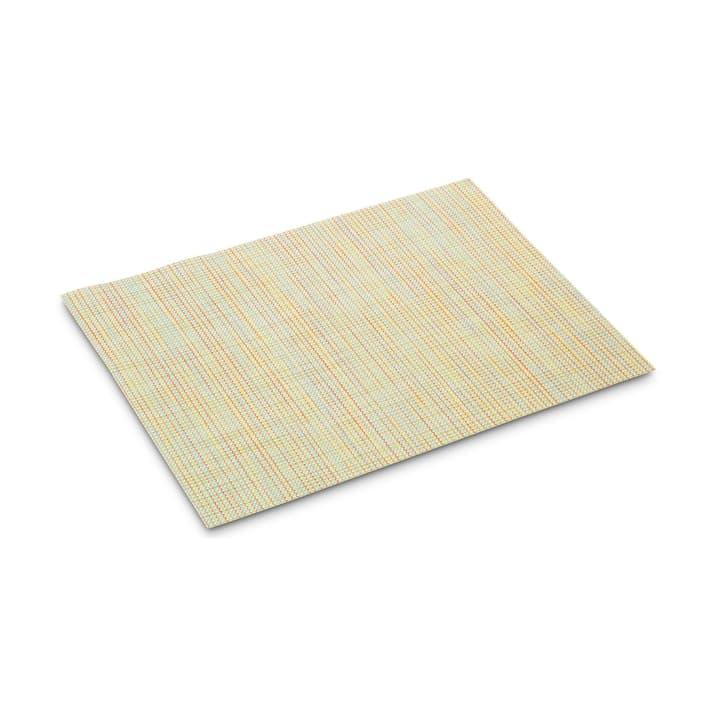 SHAYLA set de table 378091500000 Couleur Jaune Dimensions L: 45.0 cm x P: 33.0 cm Photo no. 1