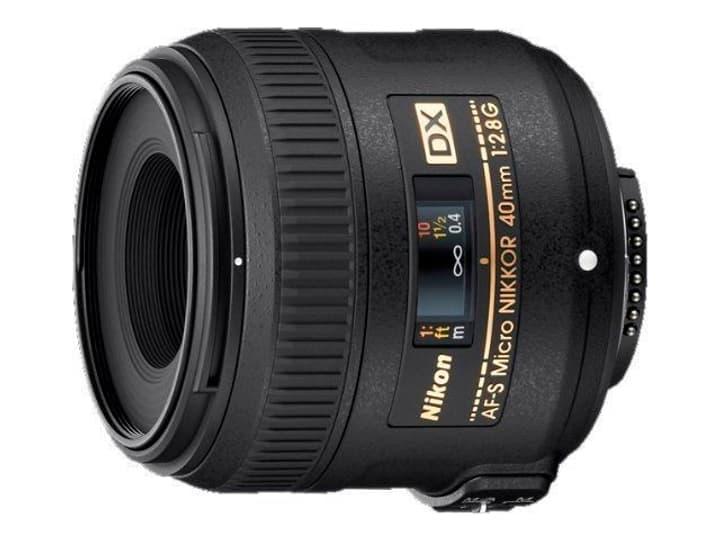 Micro Nikkor AF-S DX 40mm/2.8G Objectiv Nikon 785300125539 Photo no. 1