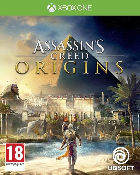 Xbox One - Assassins Creed Origins Box 785300122674 Bild Nr. 1