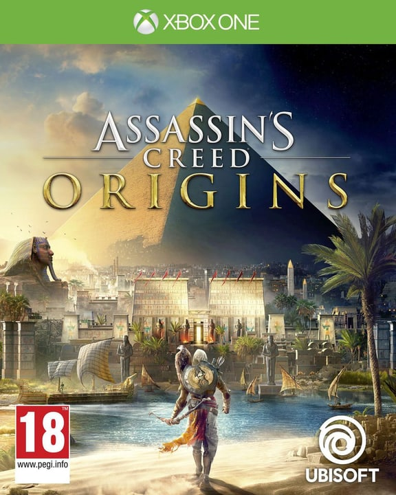 Xbox One - Assassins Creed Origins Box 785300122674 N. figura 1