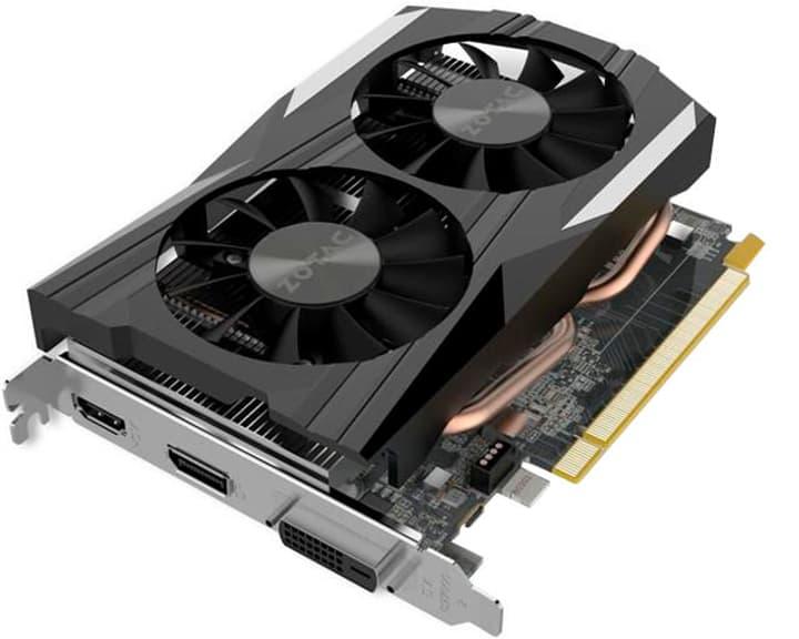 GeForce® GTX 1050 Ti OC Edition Grafikkarte ZOTAC 785300137639 Bild Nr. 1