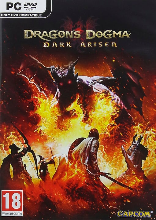 PC - Dragon's Dogma Dark Arisen Digital (ESD) 785300133616 Bild Nr. 1