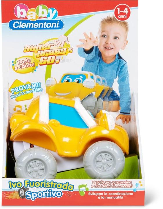 Ivo fuoristrada spor Clementoni 746398200000 Bild Nr. 1