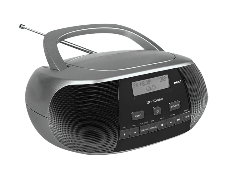 NX-CDP21DAB Radio CD Durabase 773116200000 Photo no. 1
