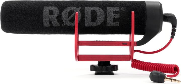 Rode Videomic GO Microphone directionnel condensateur Rode 785300124360 Photo no. 1