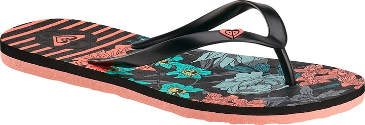 To the Sea Slaps Infradito da donna Roxy 479590240020 Colore nero Taglie 40 N. figura 1