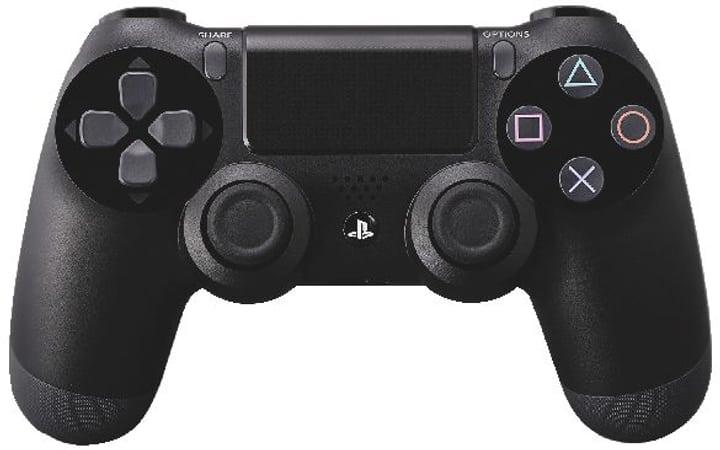 PS4 Dualshock Controller black Sony 785528700000 Bild Nr. 1