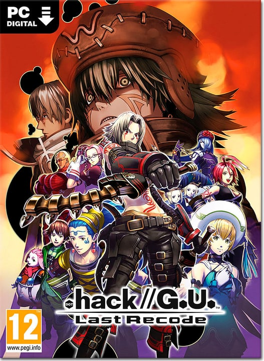 PC - .hack//G.U. Last Recode - D/F Download (ESD) 785300134405 N. figura 1