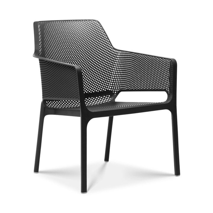NET Fauteuil 368069600084 Dimensions L: 67.0 cm x P: 71.0 cm x H: 87.0 cm Couleur Anthracite Photo no. 1
