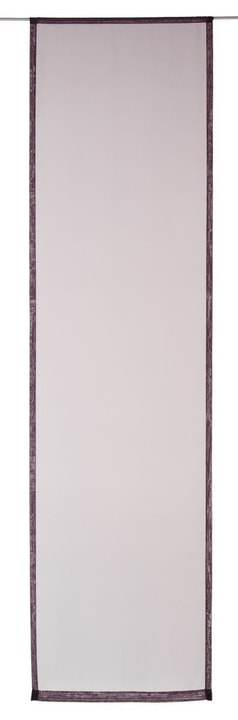 FV UNI VOILE HK, 60x230CM_shadow purple 43054170004510 Photo n°. 1