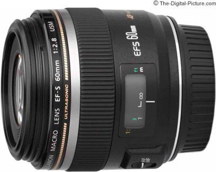 EF-S 60mm f2.8 Macro USM Objectif Objectif Canon 793374300000 Photo no. 1