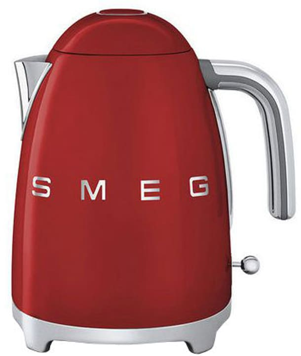 50's Retro Style 1.7 l rouge Bouilloire Smeg 785300136768 Photo no. 1