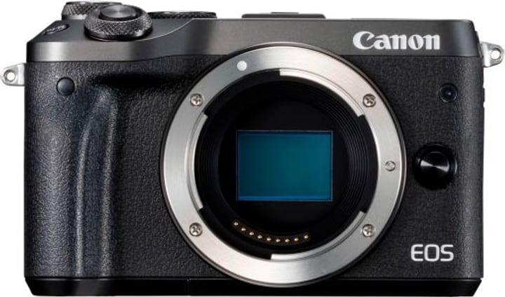 EOS M6 Body schwarz Canon 785300125883 Bild Nr. 1