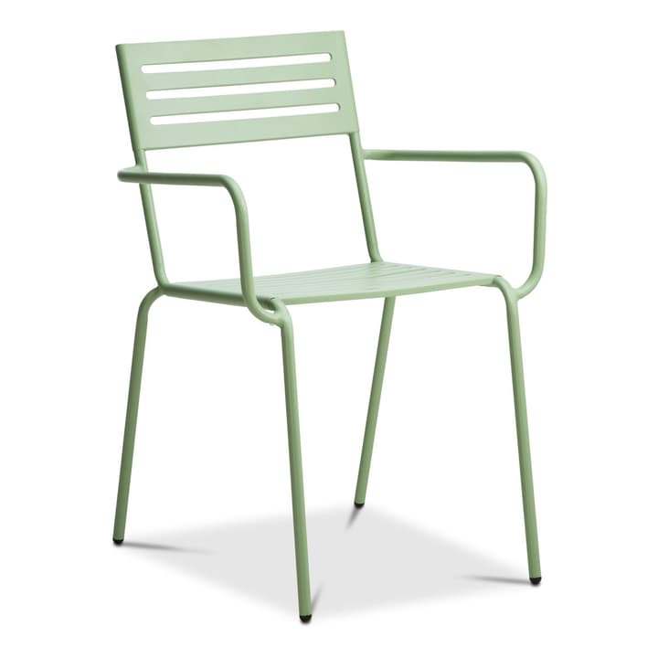 KNOX Sedia 368007735801 Colore Verde Dimensioni L: 55.0 cm x P: 46.0 cm x A: 82.0 cm N. figura 1